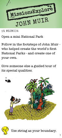 John Muir - Mission Explore