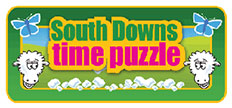 South Downs Time Puzzle